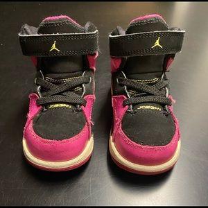 Nike air Jordan ( toddler size 8 )